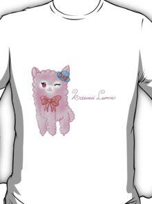 Kawaii Alpaca T-Shirt
