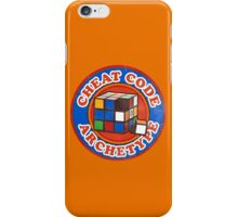 Cheat Code Archetype iPhone Case/Skin