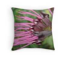 Grevillea Fingers Throw Pillow
