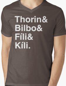 Thorin Oakenshirt Mens V-Neck T-Shirt