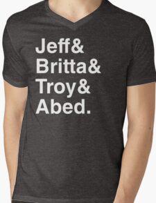 Cool Cool Cool Cool Shirt Mens V-Neck T-Shirt