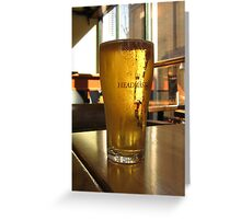 Pilsner Greeting Card
