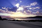 Cloudburst Corner Inlet by Travis Easton