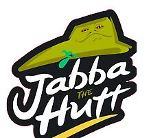 Jabba the Hutt by kxyzle