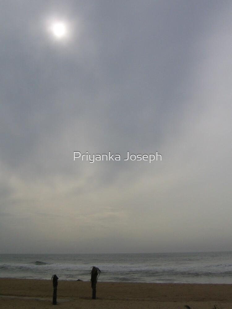Grey sun  by Priyanka Joseph