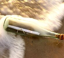 message in a bottle - 1 by srphotos