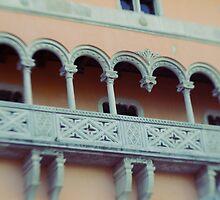 Balcony by Esther Ní Dhonnacha