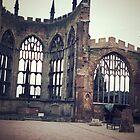 The Church that stood still. by jembystarlight