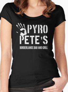Torgue Tokens Shirt Women's Fitted Scoop T-Shirt