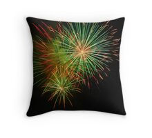fireworks - 1 Throw Pillow