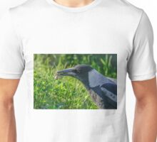 Magpie with Spider Unisex T-Shirt
