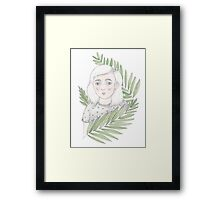 Jungle Room Framed Print