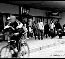 govan mbeki avenue by Michelle Hoch
