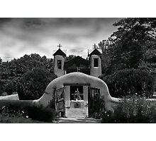Santuario de Chimayó Photographic Print
