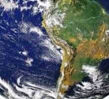 Earth at Risk Sticker
