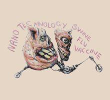 Swine Flu Vaccine by Tom Godfrey