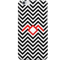 Twin Peaks - Black Lodge iPhone Case/Skin