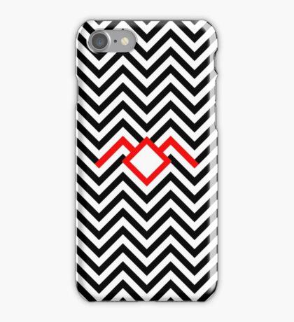 Twin Peaks - Black Lodge iPhone Case/Skin