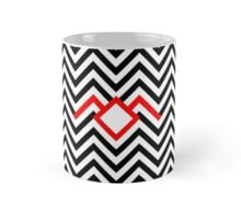Twin Peaks - Black Lodge Mug