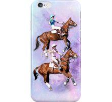 Polo Pony Galaxy iPhone Case/Skin