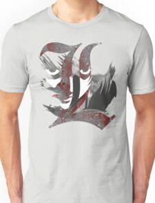 L is the Law Unisex T-Shirt