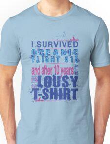 I survived Flight 815 Unisex T-Shirt