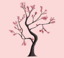 Sakura Baby Tee