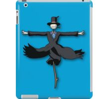 Navet,Howl's Moving Castle iPad Case/Skin