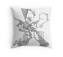 Two Year Daydream Throw Pillow