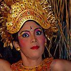 Balinese Dancer by Werner Padarin
