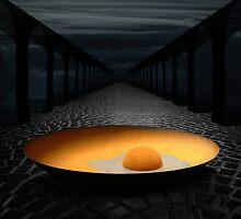 Last breakfast by Imber