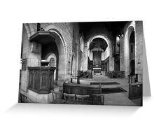 Memorial Kirk Greeting Card