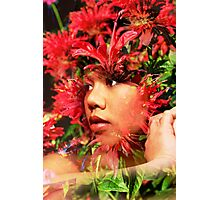Lady from Thailand Photographic Print