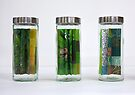 'Contained' ~ 3 TPP Artist Books (2)  by Kerryn Madsen-Pietsch