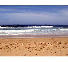 Bar Beach Waves Jan 2008 Photographic Print