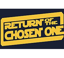 Return of the Chosen One Photographic Print