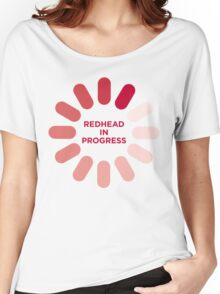 redhead v1 Women's Relaxed Fit T-Shirt