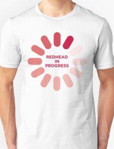 redhead v1 T-Shirt