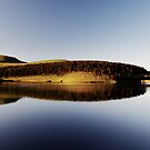 Kinder Reservoir by Paul Morley