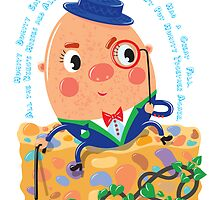 Humpty Dumpty by Lyuda