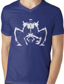 Killbot 01 - SnickerSnak Mens V-Neck T-Shirt