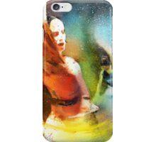 Flamencoscape 08 iPhone Case/Skin