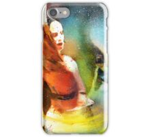 Flamencoscape 08 iPhone Case/Skin