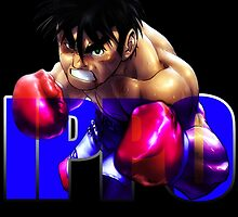 Ippo the Boxer by AlexKramer