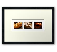 What's in Your Kitchen? Framed Print
