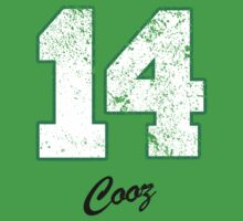 Celtics Numbers - Cooz no. 14 by JohnLucke