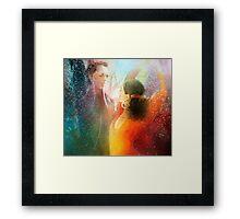 Flamencoscape 09 Framed Print