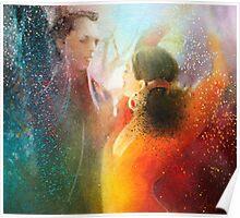 Flamencoscape 09 Poster