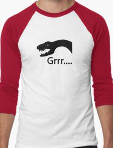 Grrr.... Men's Baseball ¾ T-Shirt