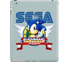 Sonic Vintage iPad Case/Skin